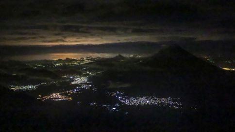 Guatemala von oben
