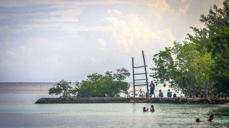 Strand von Utila
