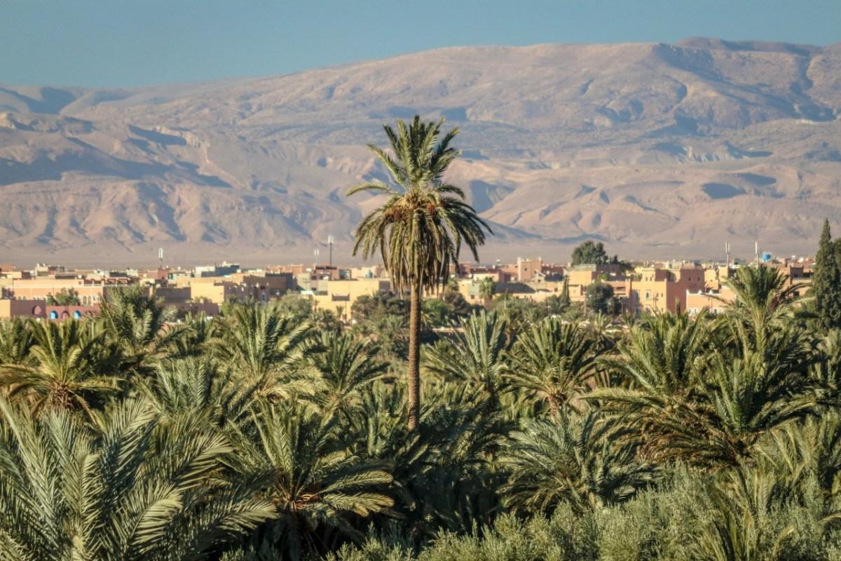 Marokko 2018 - Bilderstrecke