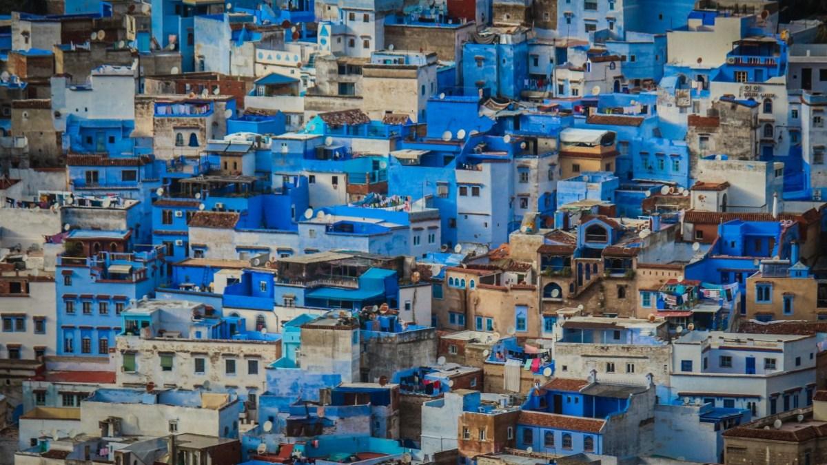 Stadtporträt: Chefchaouen, die blaue Perle Marokkos