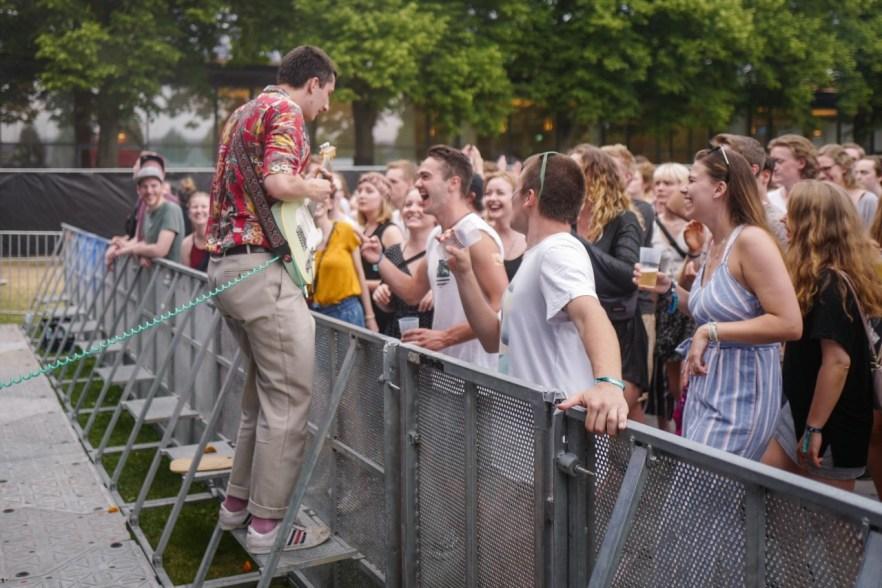 Rikas live auf dem lunatic Festival 2018