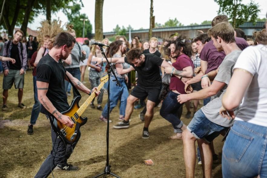 Vizediktator live auf dem lunatic Festival 2018