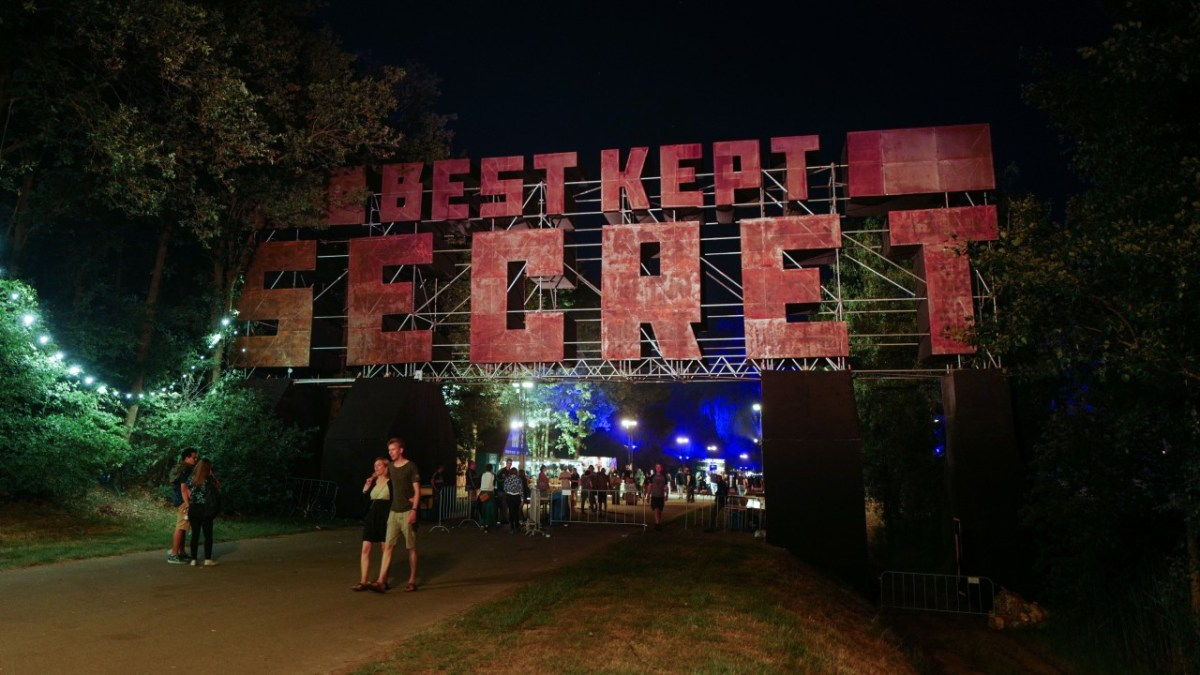 Best Kept Secret Festival 2018 (Hilvarenbeek/Niederlande)