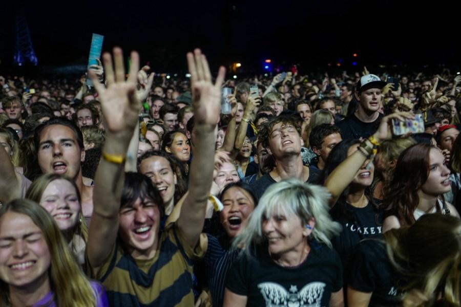 Publikum auf dem Best Kept Secret Festival 2018