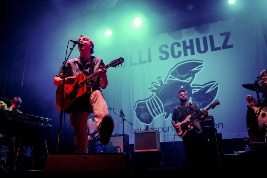 Olli Schulz live auf dem Appletree Garden Festival 2018