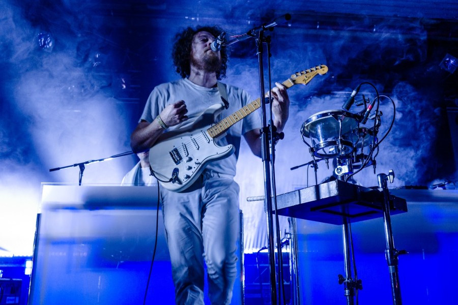Metronomy live auf dem Reeperbahn Festival 2018