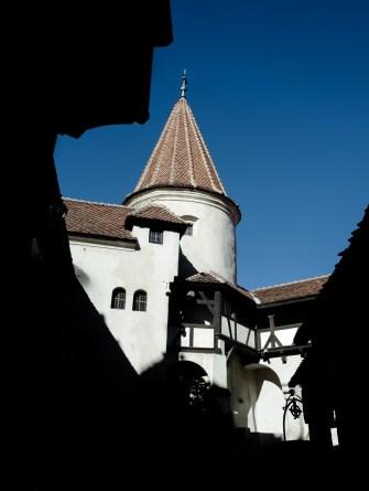 Dracula-Schloss Bran