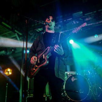 Naked Cameo live auf dem Eurosonic Norderslaag Festival