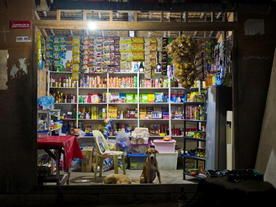 Shop in Malapascua