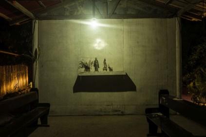 Platz zum Beten in Malapascua