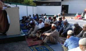 Ied Gebed in Moengo