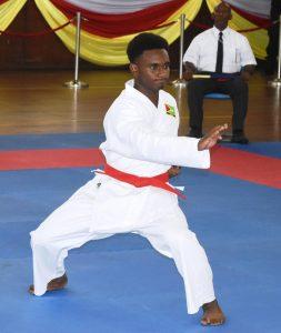 Caribbean Karate Championship 1