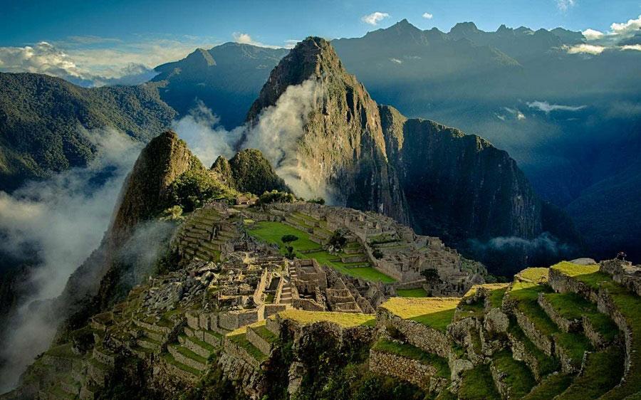 Machu Picchu - La ciudad en ruinas