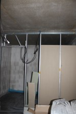 Trennwand Schlafzimmer - Ankleide