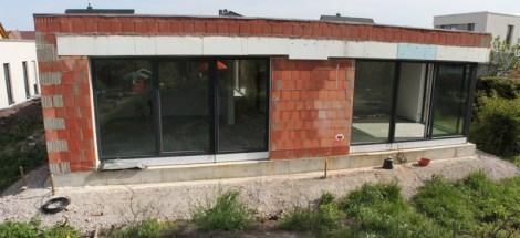 Haus Rückansicht 05/2014