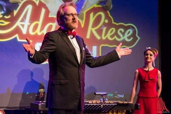 10 Jahre Adam Riese - die Jubiläumsshow. (Foto: th)