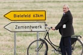 Bielefeld, ein Running Gag bei Wilsberg. (Foto: ZDF / Guido Engels)