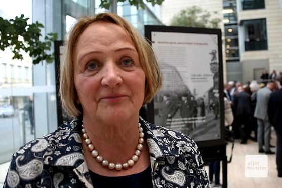 Sabine Leutheusser-Schnarrenberger ist Antisemitismusbeauftragte des Landes NRW