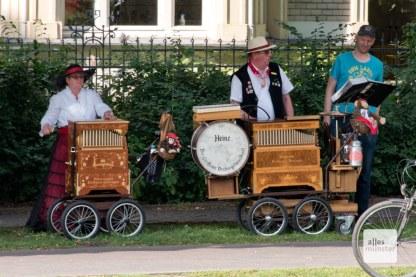 De Eckpoahl Band (Foto: Michael Bührke)