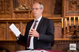 Prof. Dr. Andreas Ostendorf, Prorektor der Ruhr-Universität Bochum