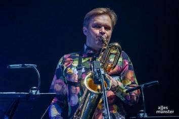 Mikko Innanen von Koma Saxo. (Foto: Stephan Günther)