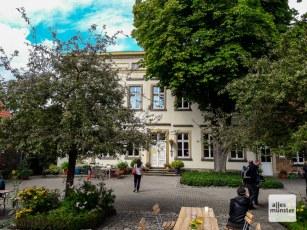 Das Haupthaus der restaurierten Hofanlage Haus Coerde. (Foto: Ralf Clausen)