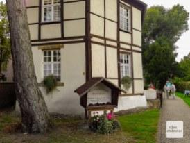 Am ehemaligen Leprosorium Kinderhaus (Foto: Ralf Clausen