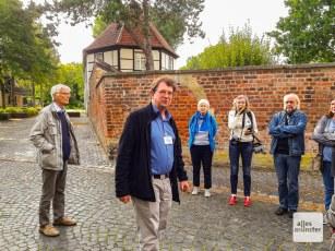 Am ehemaligen Leprosorium Kinderhaus (Foto: Ralf Clausen)