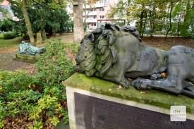 Ludwig Roth von Schreckenstein und Wilhelm von Horn (Foto: Michael Bührke)