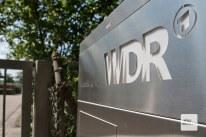 Das Regionalstudio des WDR an der Mondstraße in St. Mauritz. (Foto: Bührke)