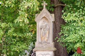 Im Münsterland sind überall Belege für den tief verwurzelten katholischen Glauben zu finden. (Foto: Michael Bührke)