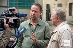 Im Interview mit dem WDR.