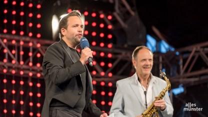 Christoph Tiemann und Jan Klare (Foto: Thomas M. Weber)