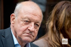 Leonard Lansink ist seit Folge 2 (1997) der Privatdetektiv Georg Wilsberg. (Foto: Bührke)