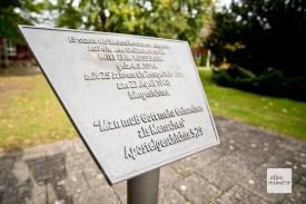 Gedenktafel zu Ehren von Wilhelm Kusserow.