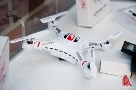 Spielzeug wie dieses tragen kein kein CE-Siegel und dürfen darum bei uns nicht genutzt werden. (Foto: Michael Bührke)