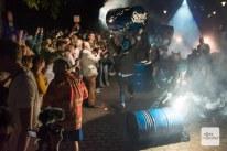 """""""Bivouc"""", Parade mit Générik Vapeur. (Foto: Thomas Hölscher)"""