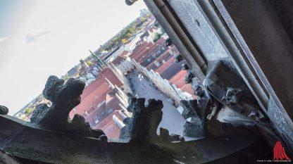Blick vom Turm der Lambertikirche. (Foto: Thomas M. Weber)