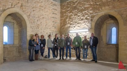 Die Teilnehmer des Instawalks. (Foto: Thomas M. Weber)
