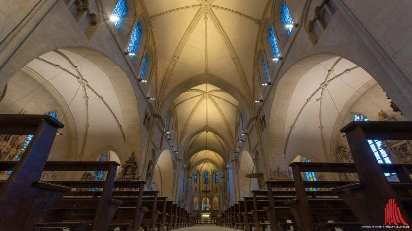 Der Innenraum des Doms. (Foto: Thomas M. Weber)