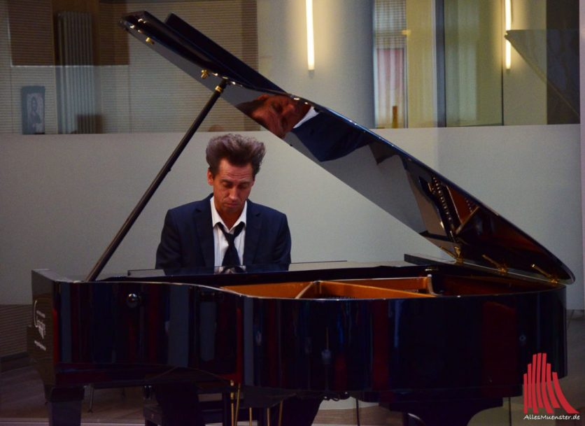 Pianist Tobias Sudhoff. (Foto: so)