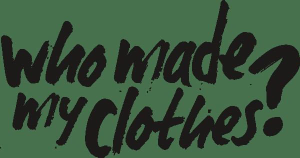 The Fashion Revolution Tag