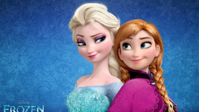 Frozen - TOP 10 MOST SUCCESSFUL CINEMA MOVIES BASED ON GLOBAL REVENUE