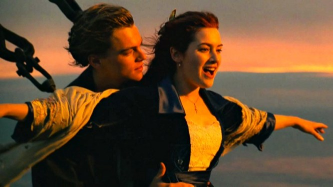 Titanic - TOP 10 MOST SUCCESSFUL CINEMA MOVIES BASED ON GLOBAL REVENUE