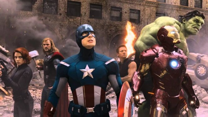 avengers - TOP 10 MOST SUCCESSFUL CINEMA MOVIES BASED ON GLOBAL REVENUE