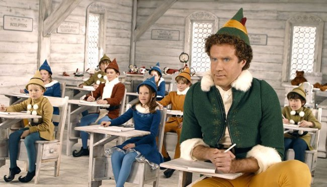 Elf - TOP 10 BEST CHRISTMAS MOVIES OF ALL TIMES