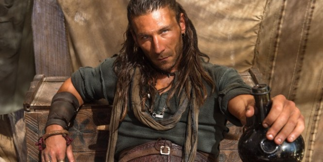 Black Sails - TOP 100 BEST AND MOST POPULAR SERIES ON NETFLIX