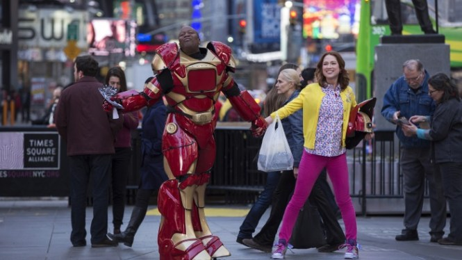 Unbreakable Kimmy Schmidt - TOP 100 BEST AND MOST POPULAR SERIES ON NETFLIX