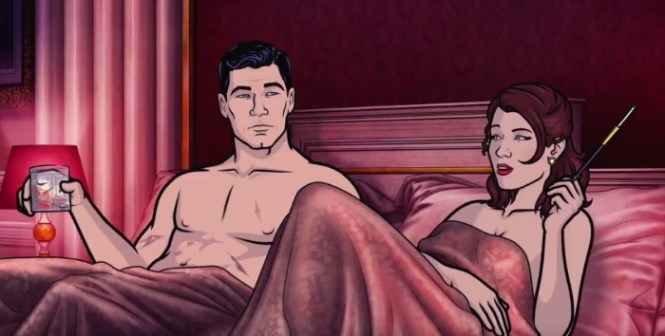 Archer - TOP 100 BEST AND MOST POPULAR SERIES ON NETFLIX