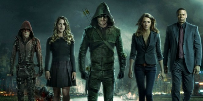 Arrow - TOP 100 BEST AND MOST POPULAR SERIES ON NETFLIX
